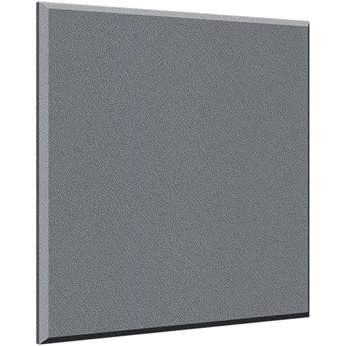 "Auralex 2"" X 48"" X 48"" Panel, Beveled Edge, Wolf Fabric, AFN 4 Impaling Clips - Tier 3"