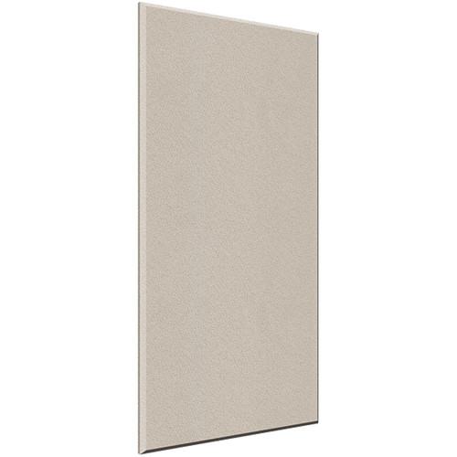 "Auralex 2"" X 48"" X 96""' Panel, Beveled Edge, Birch Fabric, 6 AFN Impaling Clips - Tier 3"
