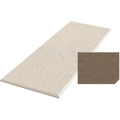"Auralex ProPanel Fabric-Wrapped Acoustical Absorption Panel (2"" x 4' x 8', Beveled, Pumice)"