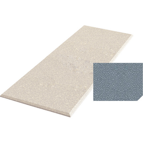 "Auralex ProPanel Fabric-Wrapped Acoustical Absorption Panel (2"" x 4' x 8', Beveled, Shadow)"