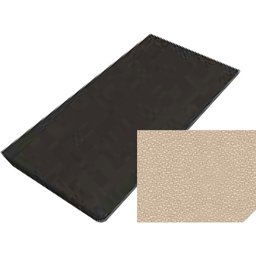 "Auralex ProPanel Fabric-Wrapped Acoustical Absorption Panel (2"" x 2' x 4', Mitered, Beige)"