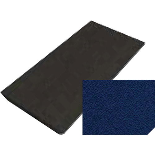 "Auralex ProPanel Fabric-Wrapped Acoustical Absorption Panel (2"" x 2' x 4', Mitered, Cobalt)"