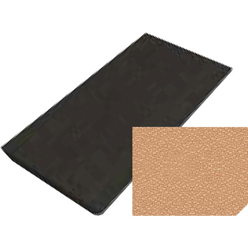 "Auralex ProPanel Fabric-Wrapped Acoustical Absorption Panel (2"" x 2' x 4', Mitered, Mesa)"