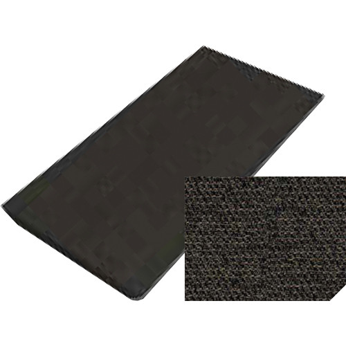 "Auralex ProPanel Fabric-Wrapped Acoustical Absorption Panel (2"" x 2' x 4', Mitered, Obsidian)"