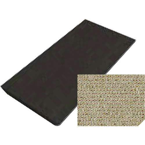 "Auralex ProPanel Fabric-Wrapped Acoustical Absorption Panel (2"" x 2' x 4', Mitered, Patina)"