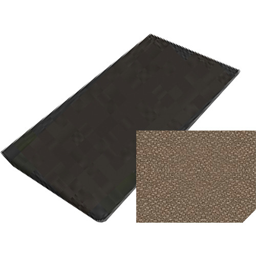 "Auralex ProPanel Fabric-Wrapped Acoustical Absorption Panel (2"" x 2' x 4', Mitered, Pumice)"