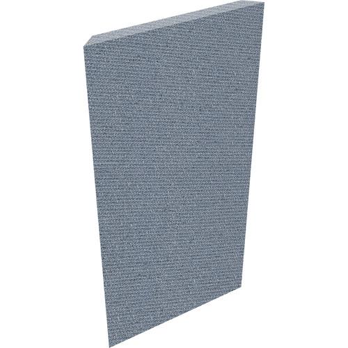 "Auralex 2"" X 24"" X 48"" Panel, Mitered Edge, Quarry Fabric, 4 CTC Corner Impaling Clips - Tier 2"