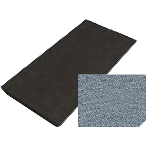 "Auralex ProPanel Fabric-Wrapped Acoustical Absorption Panel (2"" x 2' x 4', Mitered, Shadow)"