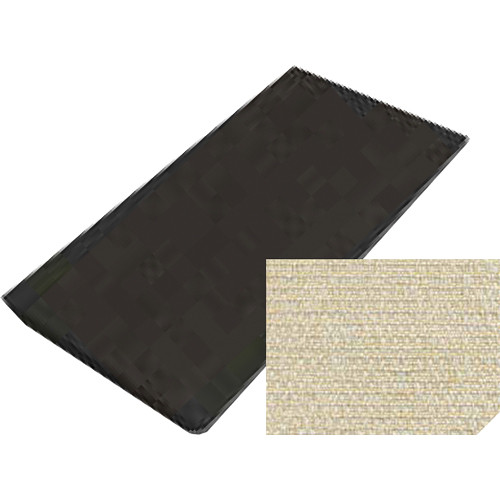 """Auralex ProPanel Fabric-Wrapped Acoustical Absorption Panel (2"""" x 2' x 4', Mitered, Sandstone)"""