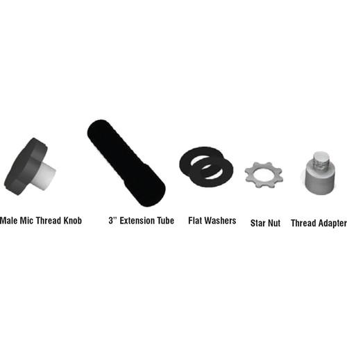 Auralex Hardware Kit for Mudguard Sound Isolation Solution
