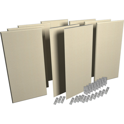 Auralex ProPanel ProKit-1 All-In-One Acoustical Room Treatment System (Sandstone)