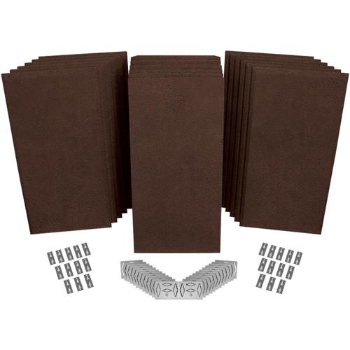 Auralex ProPanel ProKit-2 Acoustical Room Treatment System (Brown)
