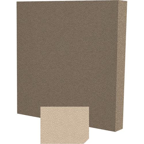 "Auralex ProFusor II Professional Fabric-Wrapped Diffusor (3"" x 2' x 2', Beige)"