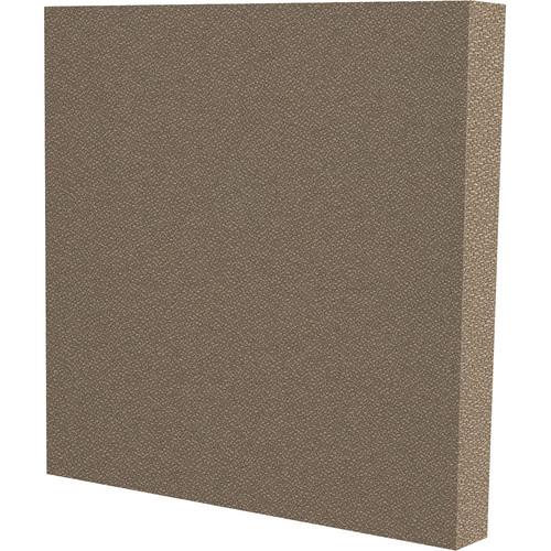 "Auralex ProFusor II Professional Fabric-Wrapped Diffusor (3"" x 2' x 2', Pumice)"