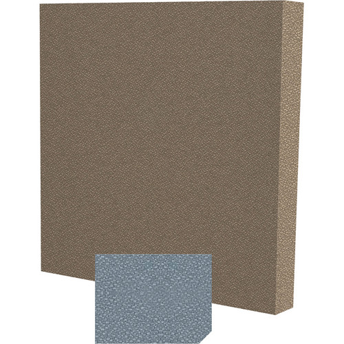 "Auralex ProFusor II Professional Fabric-Wrapped Diffusor (3"" x 2' x 2', Shadow)"