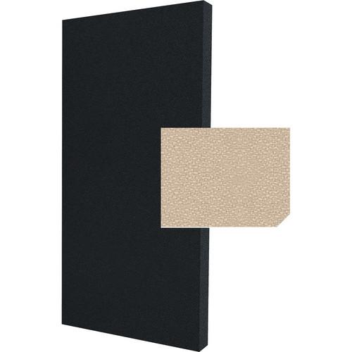 "Auralex ProFusor II Professional Fabric-Wrapped Diffusor (3"" x 2' x 4', Beige)"