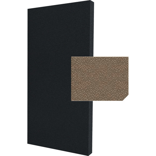 "Auralex ProFusor II Professional Fabric-Wrapped Diffusor (3"" x 2' x 4', Pumice)"