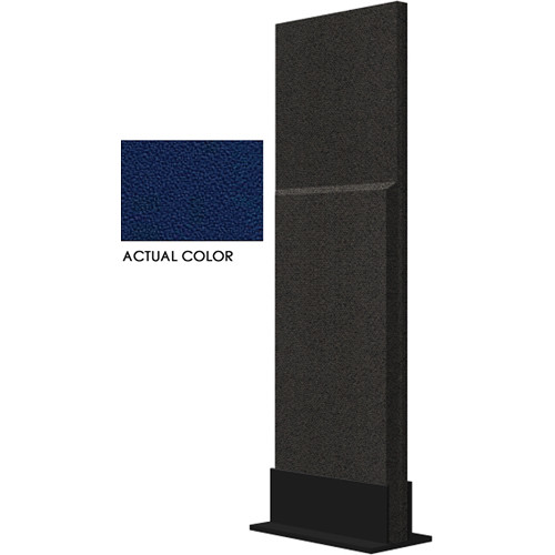 Auralex ProGO-26 Moveable Freestanding Acoustical Panel (Cobalt)