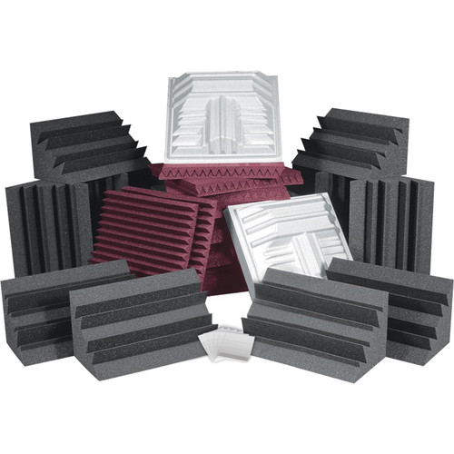 Auralex Pro Plus Roominator Kit (Burgundy)