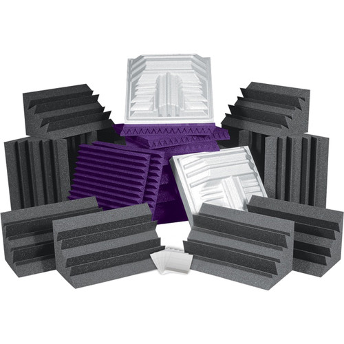 Auralex Pro Plus Roominator Kit (Purple)