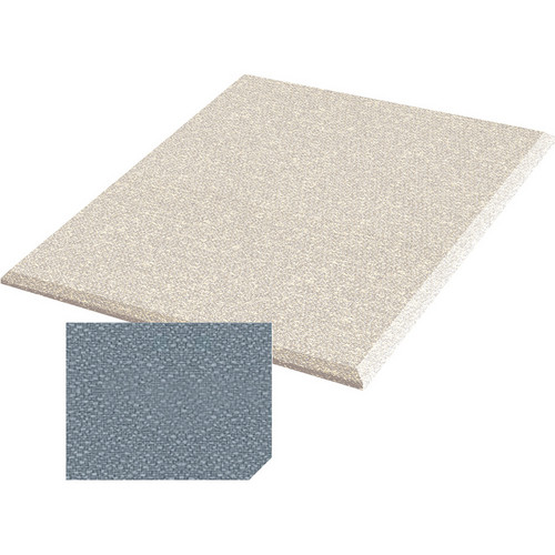 "Auralex ProPanel Fabric-Wrapped Acoustical Absorption Panel (1"" x 2' x 2', Straight, Shadow)"