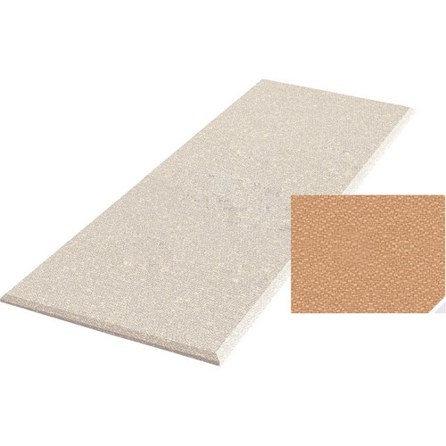"Auralex ProPanel Fabric-Wrapped Acoustical Absorption Panel (1"" x 2' x 4', Straight, Mesa)"