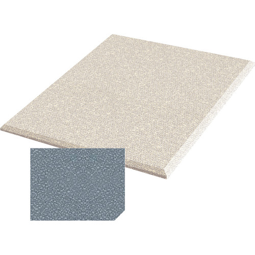 """Auralex ProPanel Fabric Wrapped Acoustical Absorption Panel with Clouds (2"""" x 2' x 2', Straight, Shadow)"""
