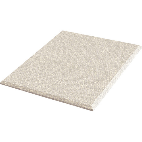 """Auralex ProPanel Fabric-Wrapped Acoustical Absorption Panel (2"""" x 2' x 2', Straight, Sandstone)"""