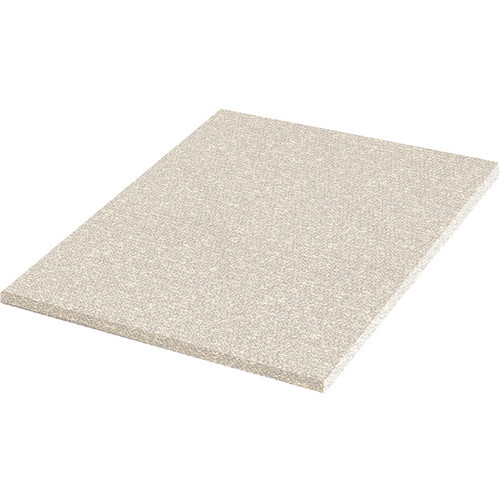 "Auralex ProPanel Fabric-Wrapped Acoustical Absorption Panel (2"" x 4' x 4', Straight, Sandstone)"