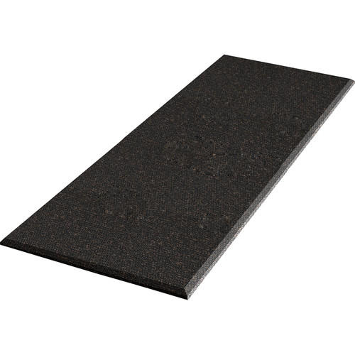 "Auralex ProPanel Fabric-Wrapped Acoustical Absorption Panel with Clouds (2"" x 4' x 8', Straight, Obsidian)"