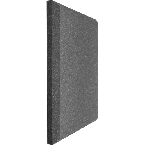 "Auralex 2"" SonoFlat Panel (Charcoal Gray, 4-Pack)"