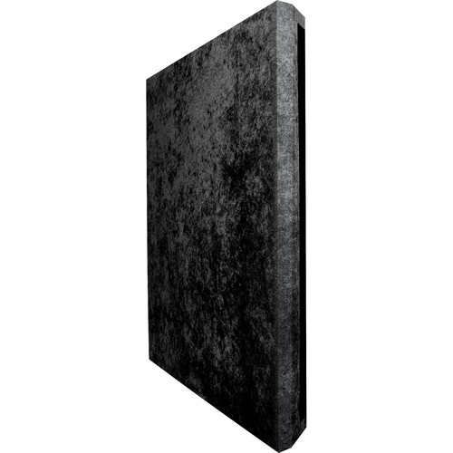 """Auralex SonoLite Bass Trap Panel (3 x 24 x 24"""", Black)"""