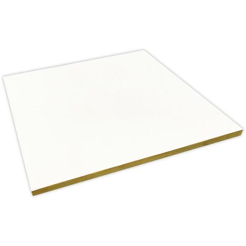 """Auralex T-Coustics 22 Ceiling Acoustical Absorption Tile (1 x 23.7 x 23.7"""", White)"""