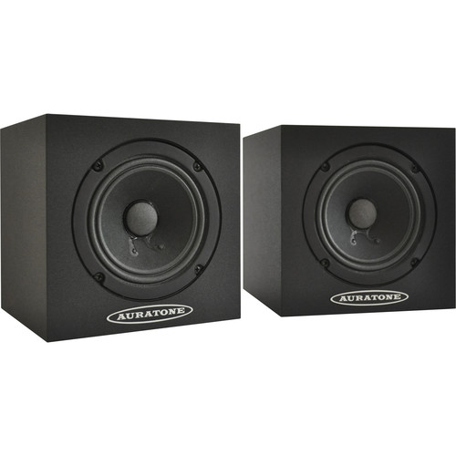 Auratone 5C Super Sound Cube Passive Studio Monitors (Pair)
