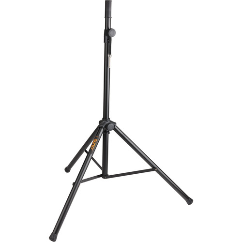 Auray PA Speaker Stands and Touch Fastener Straps Kit