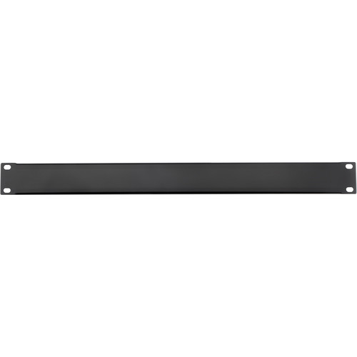 Auray BP-1U One-Space Blank Panel (1 RU)