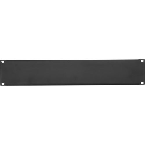 Auray BP-2U Two-Space Blank Panel (2 RU)