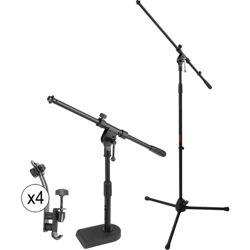 Auray Drum Set Stand & Mounting Pack