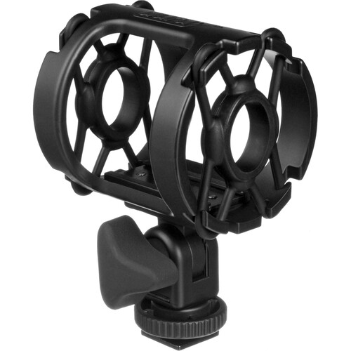 Auray DUSM-1 Universal Shockmount for Camera Shoes and Boompoles