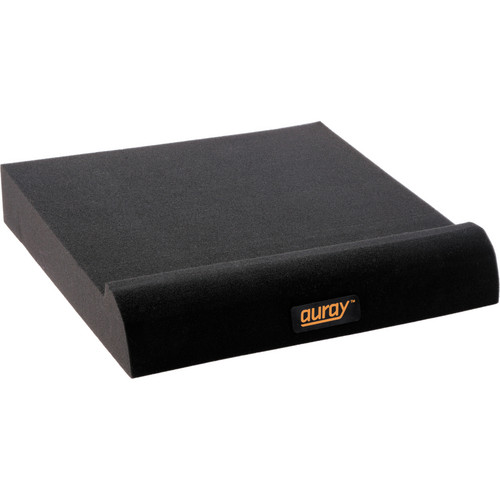 Auray IP-L Isolation Pad for Studio Monitor (Large, Single)