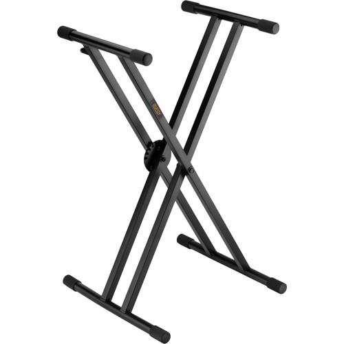 Auray KSCL-2X Double-X Keyboard Stand with Clutch Lock