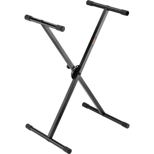 Auray KSPL-1X Single-X Keyboard Stand with Pull Lock