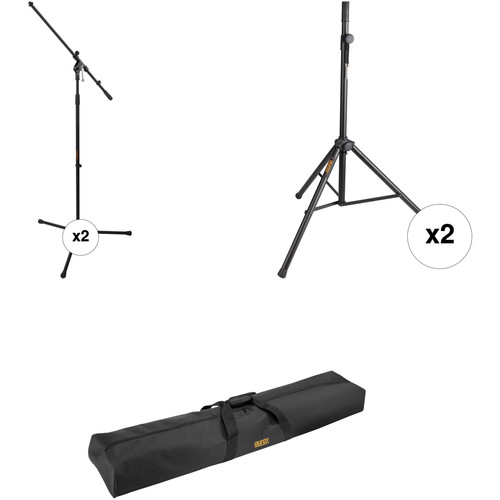 Auray Live Sound Accessories Bundle