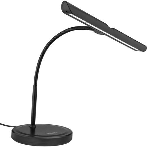 Auray M-LED18-DK 18-LED Desktop Music Gooseneck Light (Black)