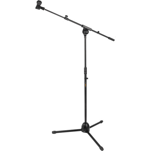 Auray MS-65HD Professional Mic Stand with Telescoping Boom Arm