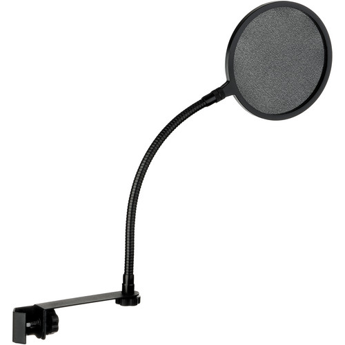 "Auray PFN-6 Nylon Pop Filter with Gooseneck (6"")"