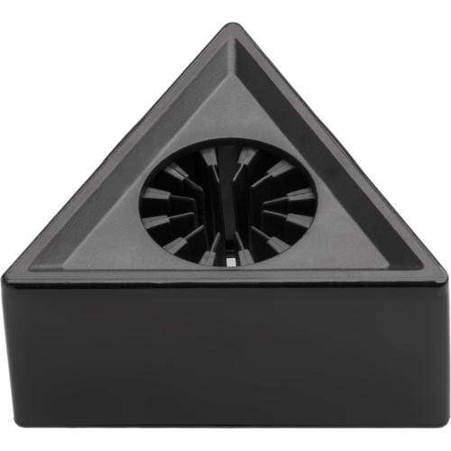 Auray PMF-TB Premium Mic Flag (Triangle, Black)
