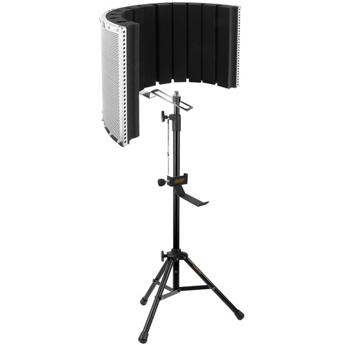 Auray Reflection Filter with Microphone Stand Kit