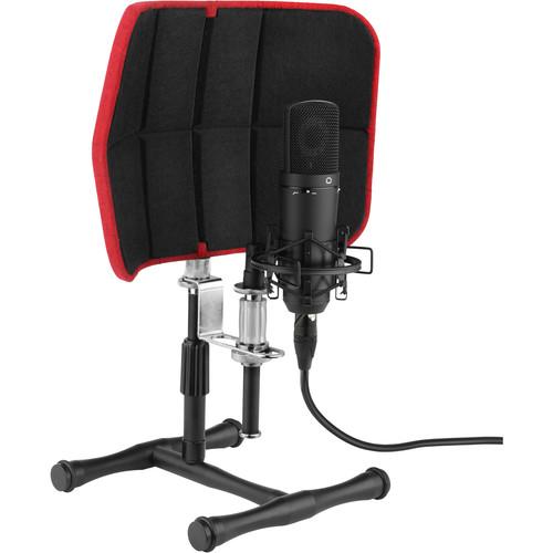 Auray RF-C12R Professional Desktop Isolation Filter (Red)