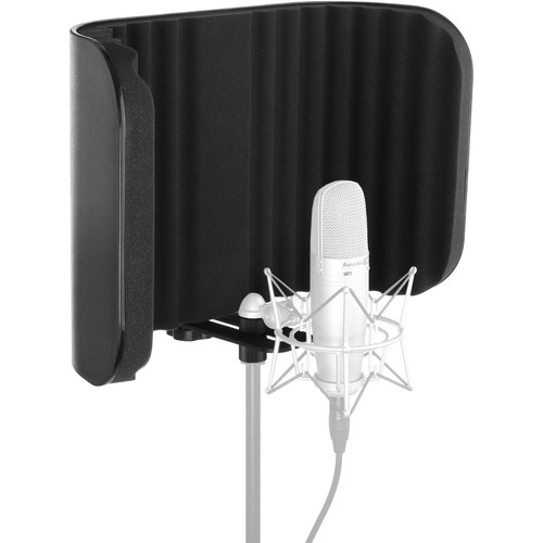 Auray RF-CPB-18 Reflection Filter Desktop Stand Kit